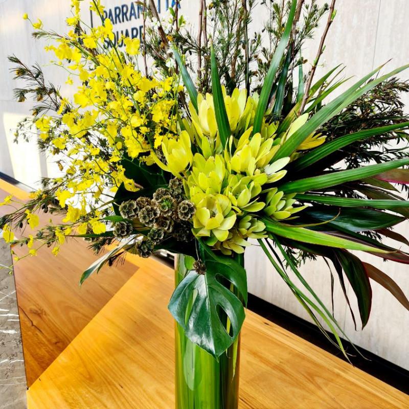 Tower 4 Floral Arrangement