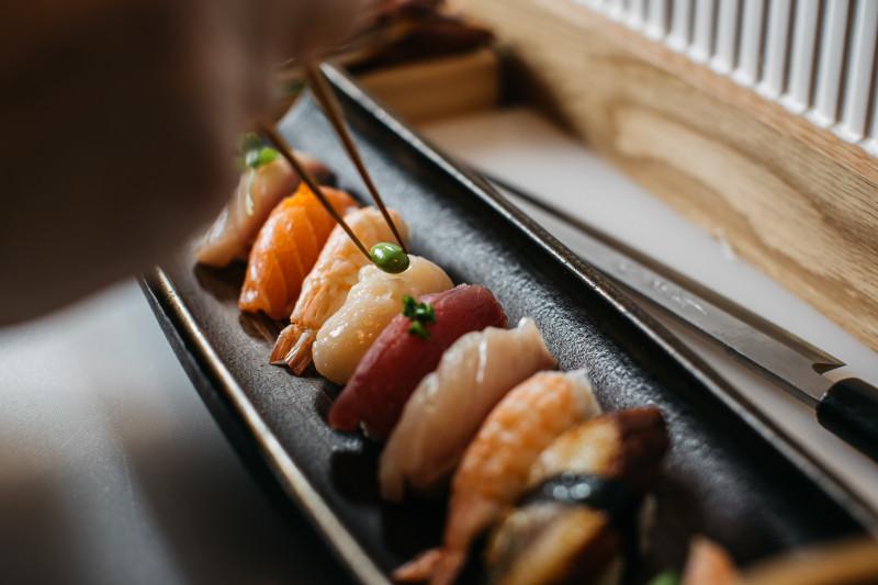 Sushi Yuzen