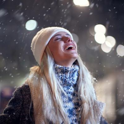 Winterlight at Parramatta Square