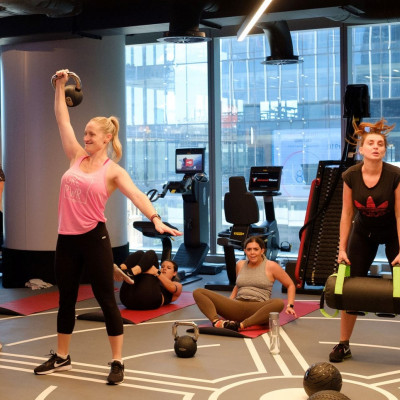 Celebrate International Women's Day With Universal Fitness