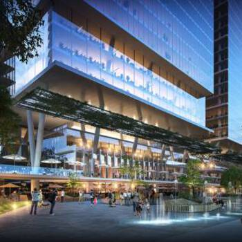 Walker Corporation Awards First Stage At Parramatta Square To Built & Obayashi Joint Venture