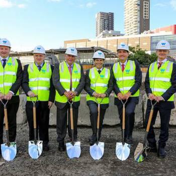 Walker Corporation Breaks Ground At $2.8 Billion Parramatta Square