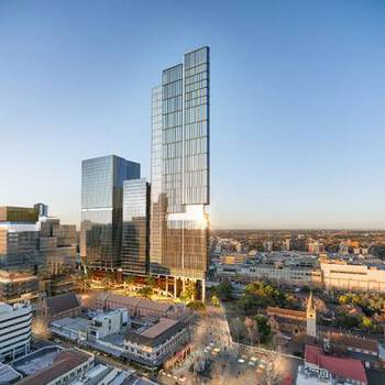 Walker secures the final piece of the puzzle for Parramatta Square