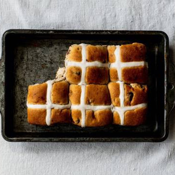 How To Cook The Perfect Hot Cross Buns