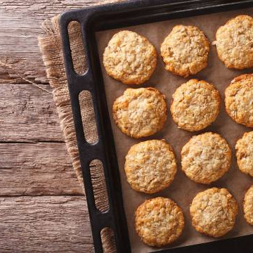 The Great ANZAC Biscuit Bake Off