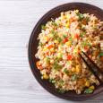 Make Vegetarian Fried Rice Like the Professionals
