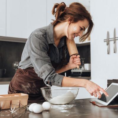 Virtual Ready, Steady Cook!