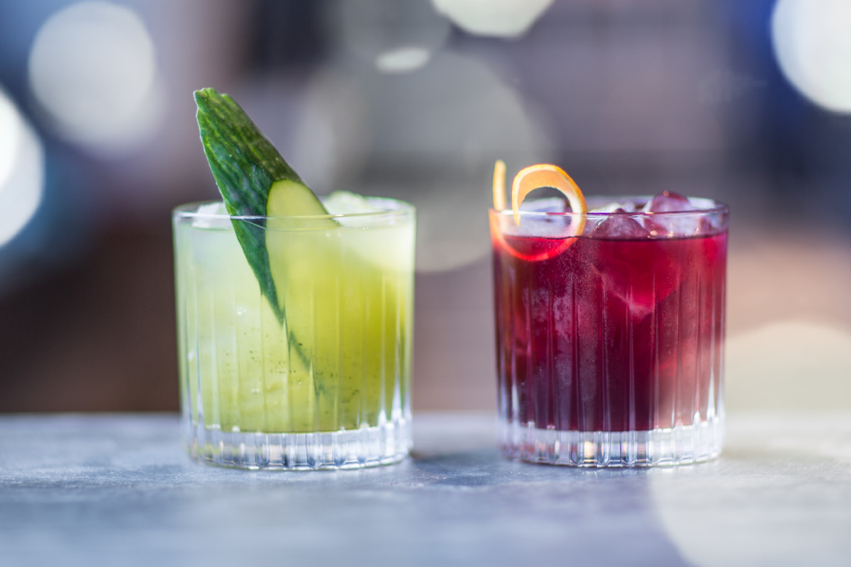 Hightail's Cocktail Recipe