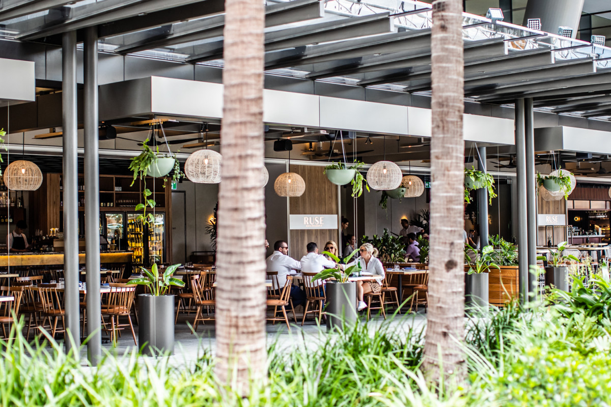 Experience a Dynamic New Dining Precinct