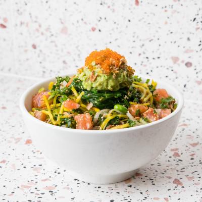 Fish Bowl's Salad Recipe