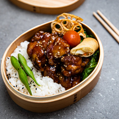 Explore Sushi Yuzen's Bento Box Range Today