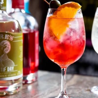 Non-alcoholic Cocktails at CicciaBella