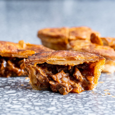 Must-try Pies Are at Threefold Pastry