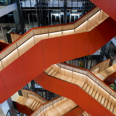 Six Stars for Western Sydney' s Greenest Buildings
