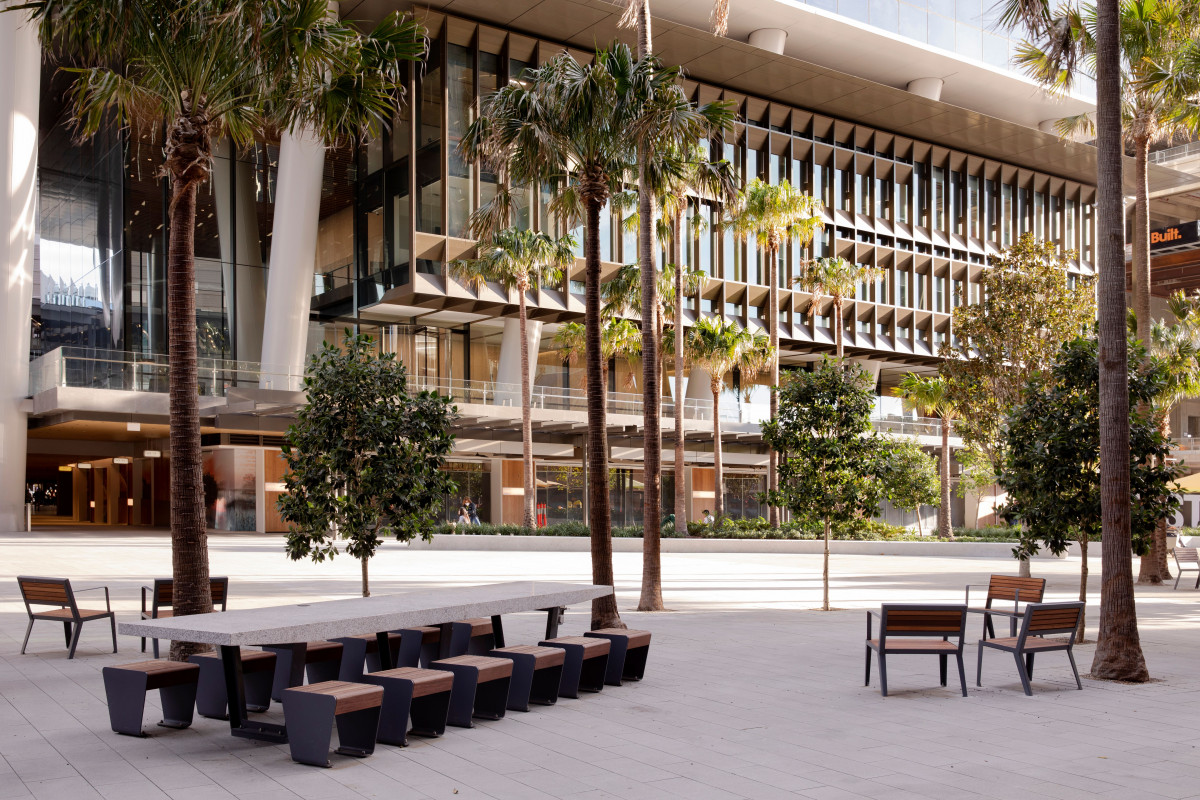 Takeaway and delivery from your Parramatta Square favourites