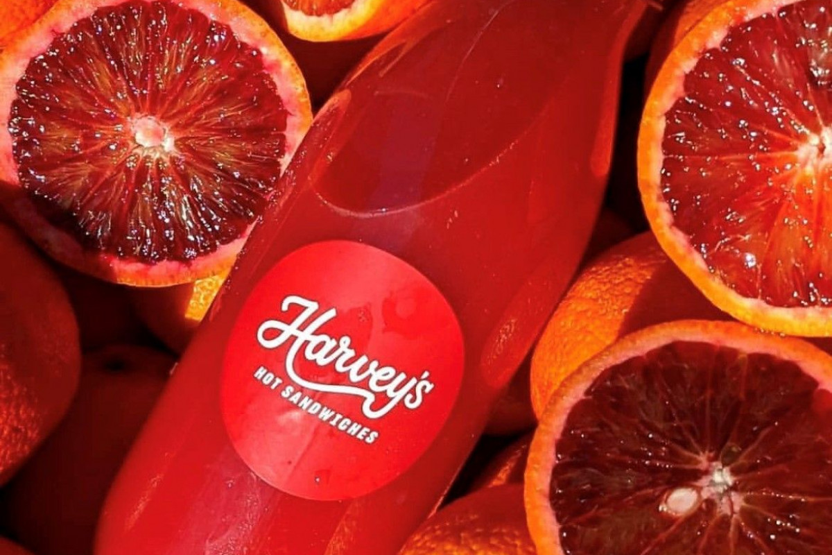 Harvey's Fresh New Fresca Flavour