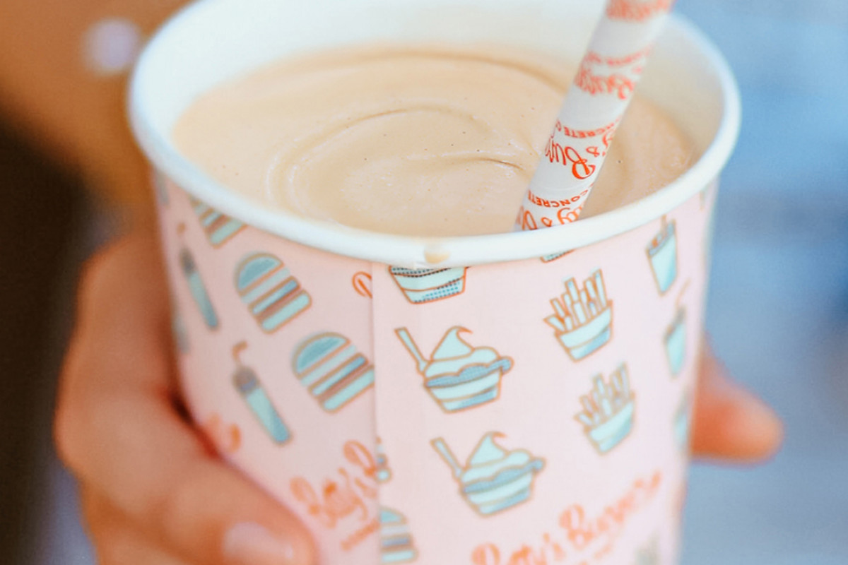 Betty's New Classic Shakes Flavour, Cookie Butter