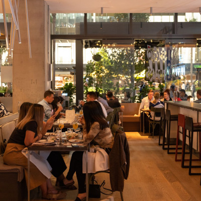 Dine & Discover NSW Vouchers redeemable at Parramatta Square