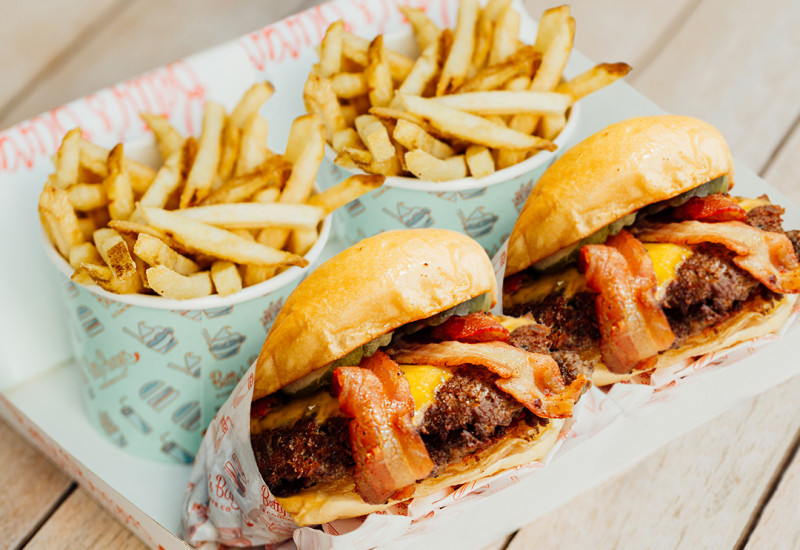 Double Trouble by Betty's Burgers