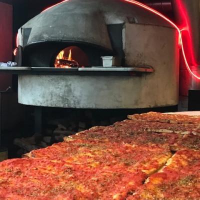 Never-ending Pizza at CicciaBella