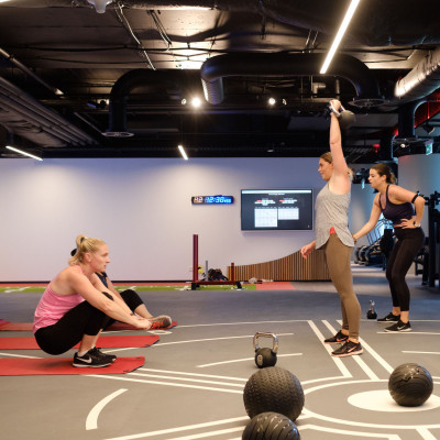 Exciting New Class at Universal Fitness