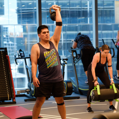Free 5-day Gym Pass or 20% off Selected Memberships