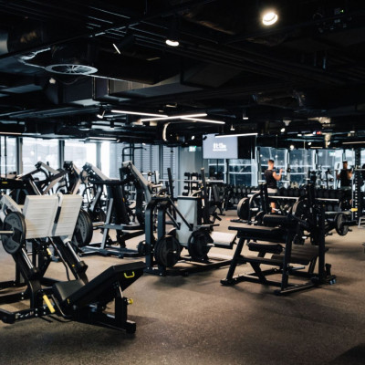 Try Universal Fitness Today!